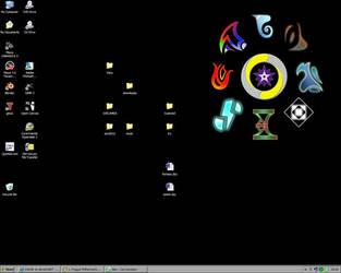 Desktop Redone by X4nd5r