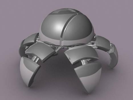 Unfolded Sphere-Bug