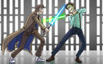 May the Timey-Wimey be with you