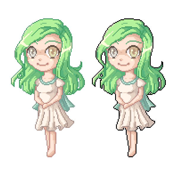 Pixel Practice by Totallymad8