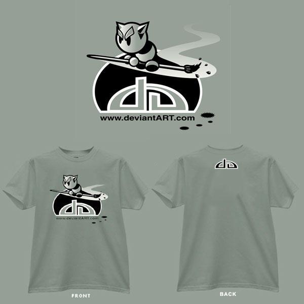 T-Shirt Design Final by illufox