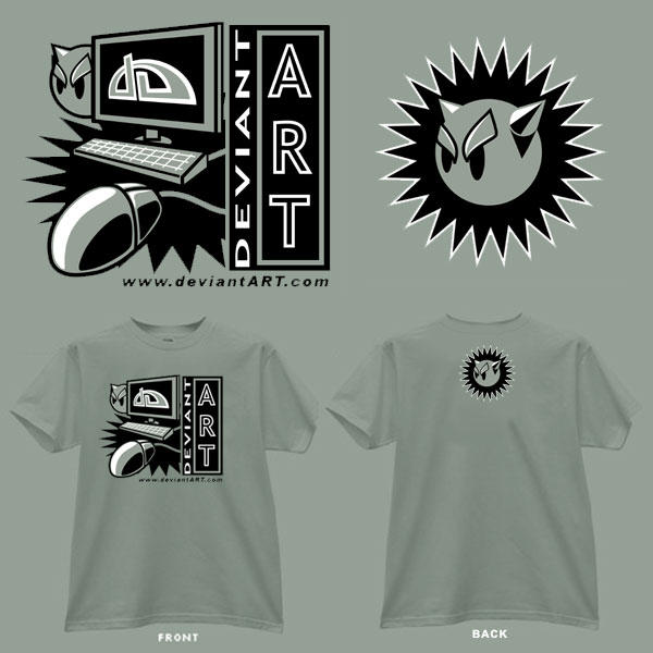 T-Shirt Design 2 by illufox