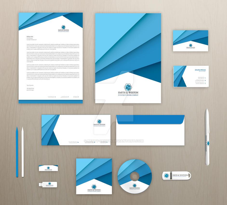 Corporate Stationery: Corporate Stationery Pack By Betty-Design On DeviantArt