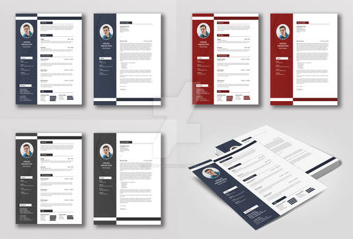 Resume/CV and Cover Letter