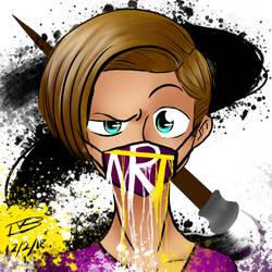 Me kinda by DarkBrushBrony
