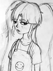 Callie (WIP) by DarkBrushBrony