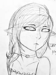 Ceres (WIP) by DarkBrushBrony