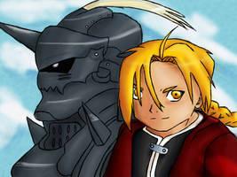 Two Alchemists by Purrdy-Kat