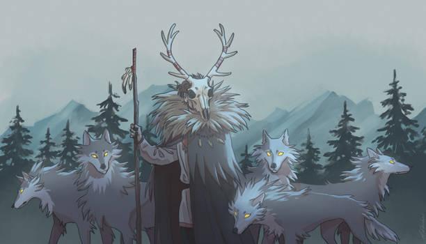 The Wolf Shepherd