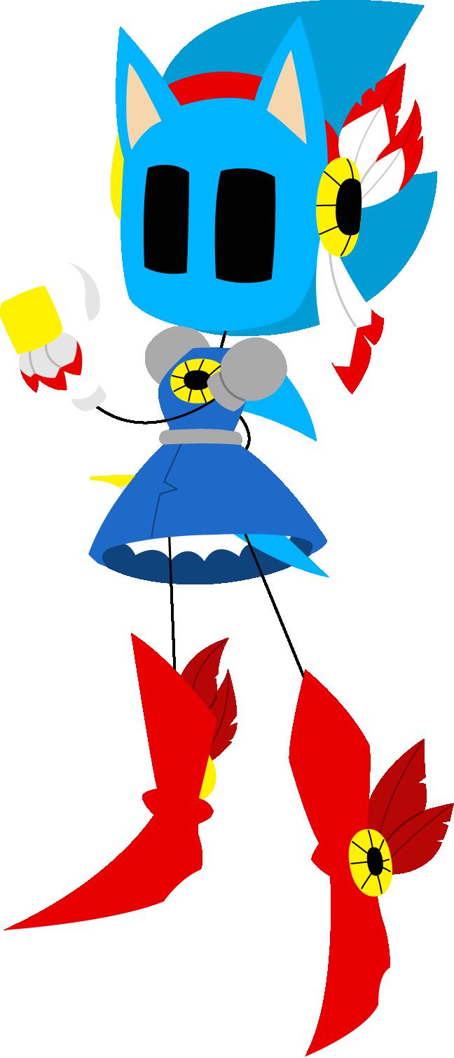 Fan Art - Niobi Doll by LittleMissScarlet