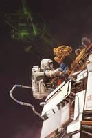 Space Construction by Kurobot