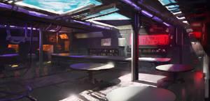 Space Bar by Kurobot