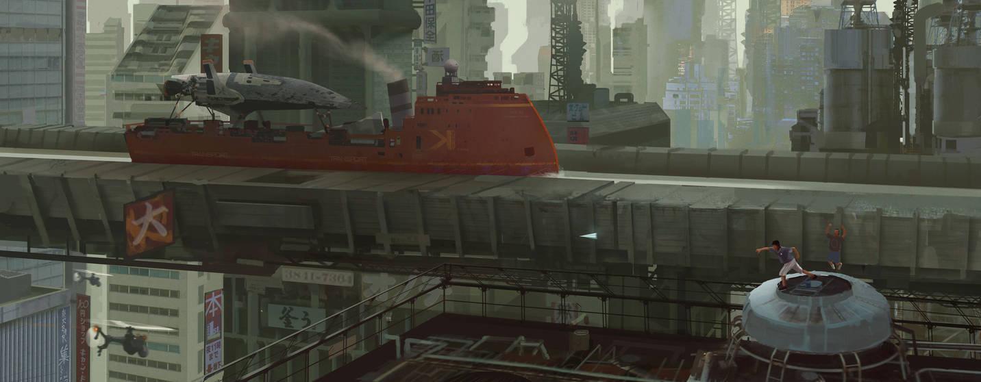 Kurobot Industries by Kurobot