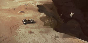 Mars Jump (Spitpainting Group)
