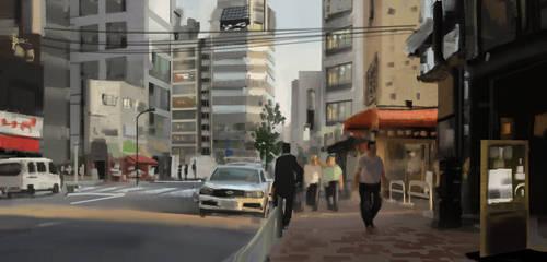 Japan 10 by Kurobot
