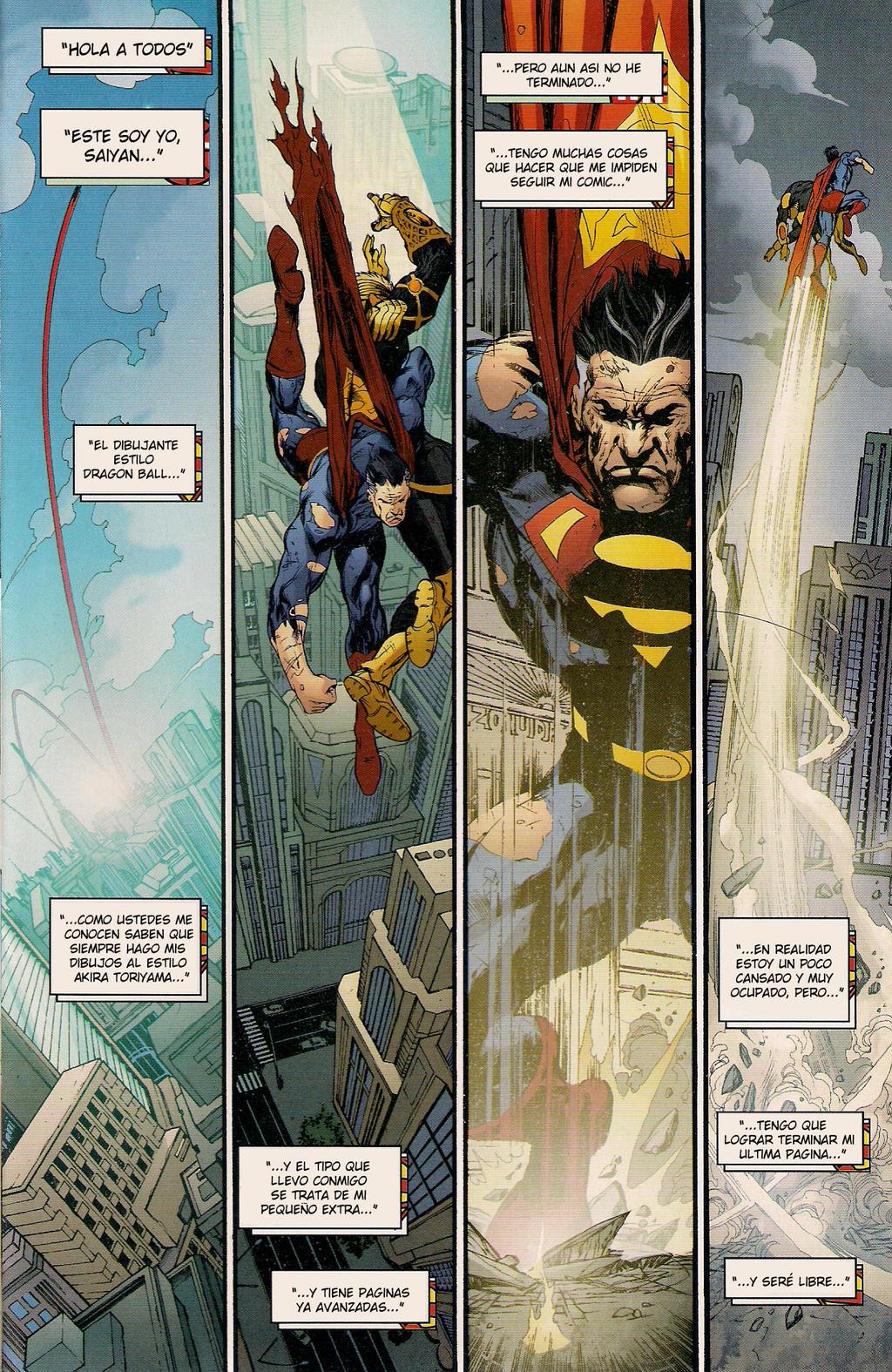 Superman 01 by Saiyan1238