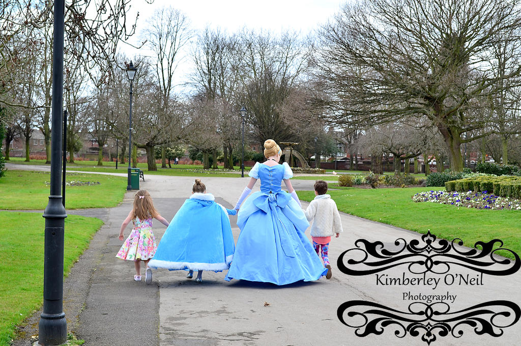 The Four Princesses by iDisneyx