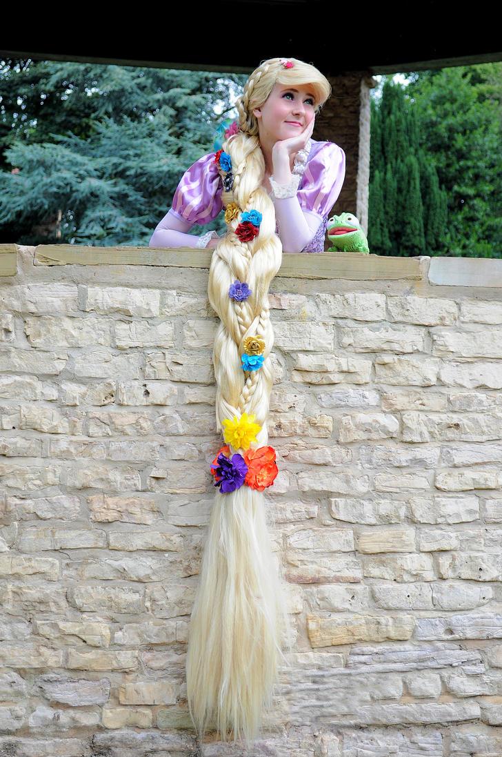 Tangled - Rapunzel Dreaming by iDisneyx