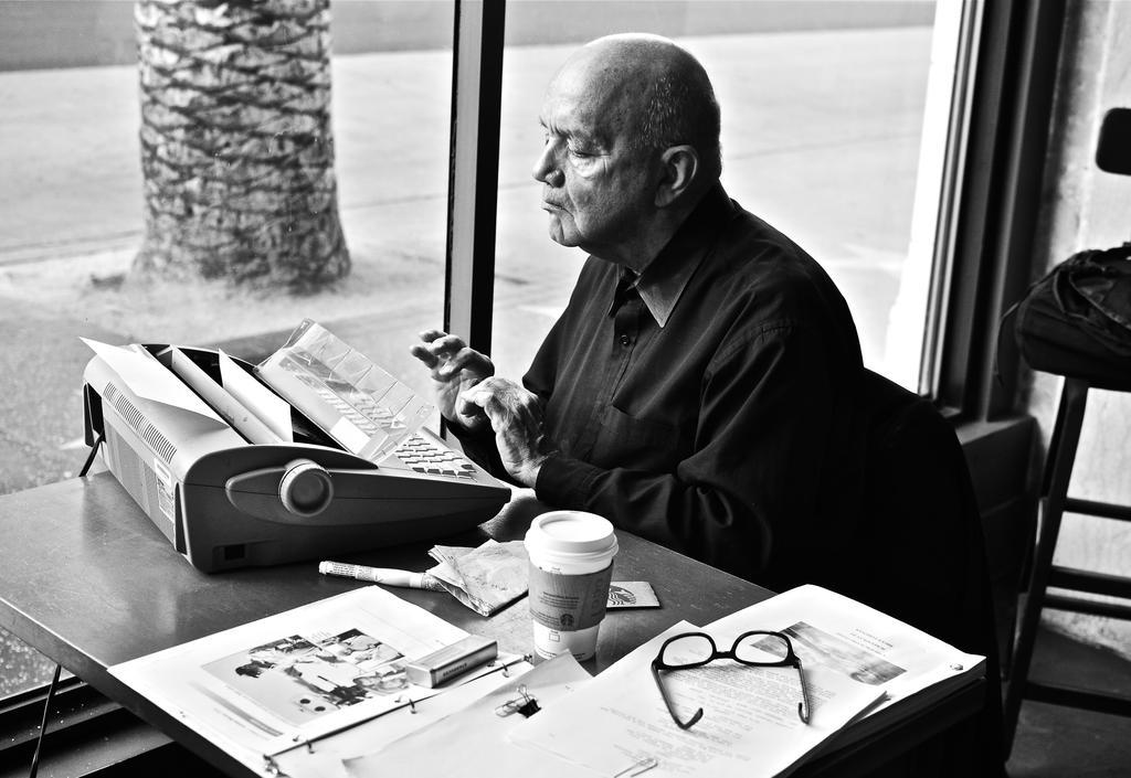 Working Man by michaelaresphoto