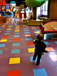 Colorful Playtime by AstaraelEternal