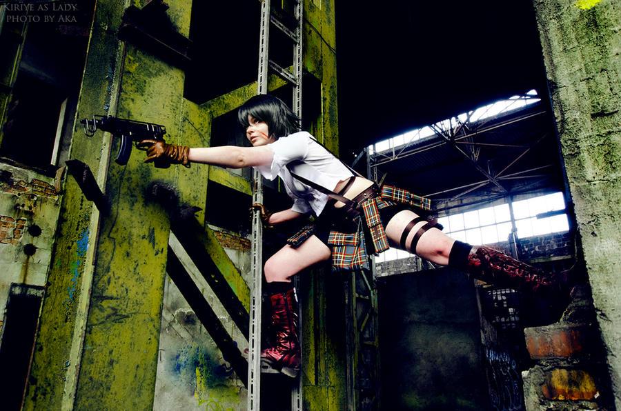 DMC : shoot to kill by theonlyVU