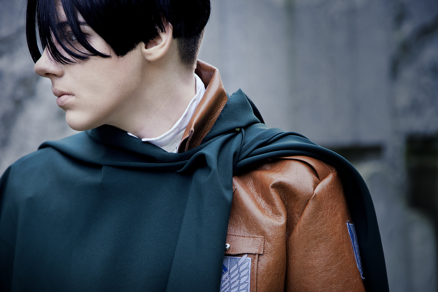 Levi /#test2 by theonlyVU