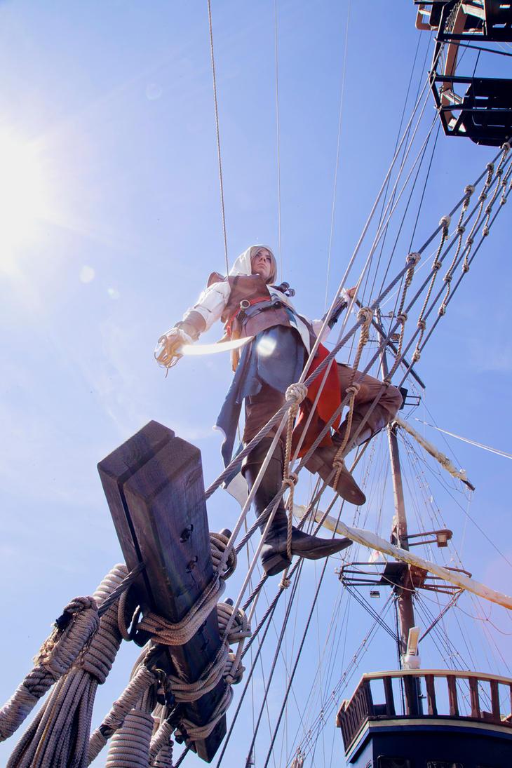 Assassin's Creed 4 : Edward #3 by theonlyVU