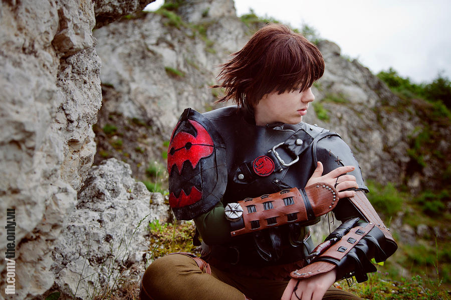 How to train your dragon 2 - Hiccup #2 by theonlyVU