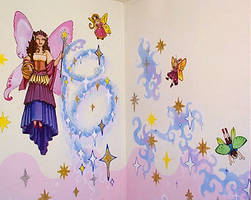 Mural 'Fairy of Nod' Full