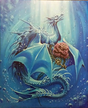 'Blue Dragon' 2017