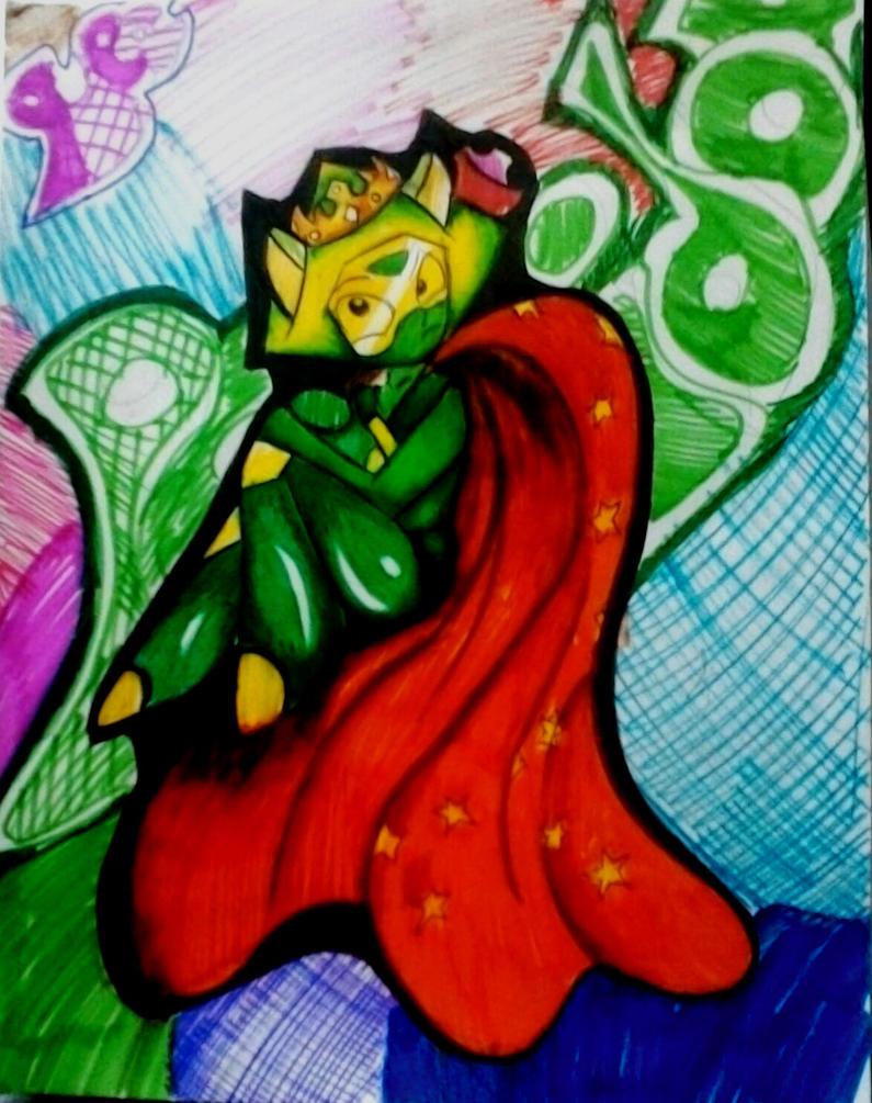 queen peridot by spirovefrfrv