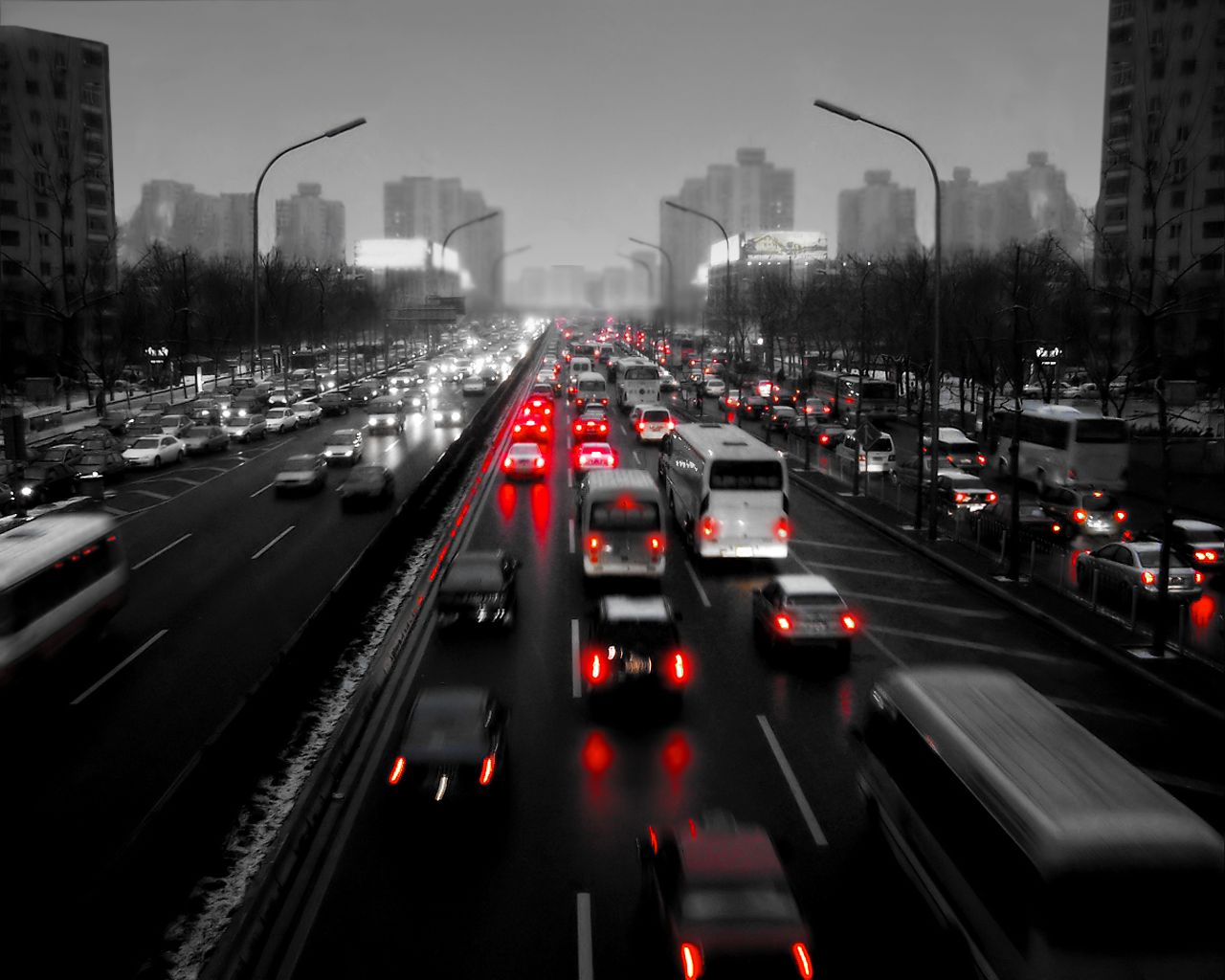 Traffic Jam by DzzR Traffic Jam by DzzR