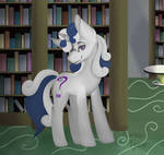 mlp commission for [blueviolinist13]