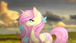 Unicorn Fluttershy