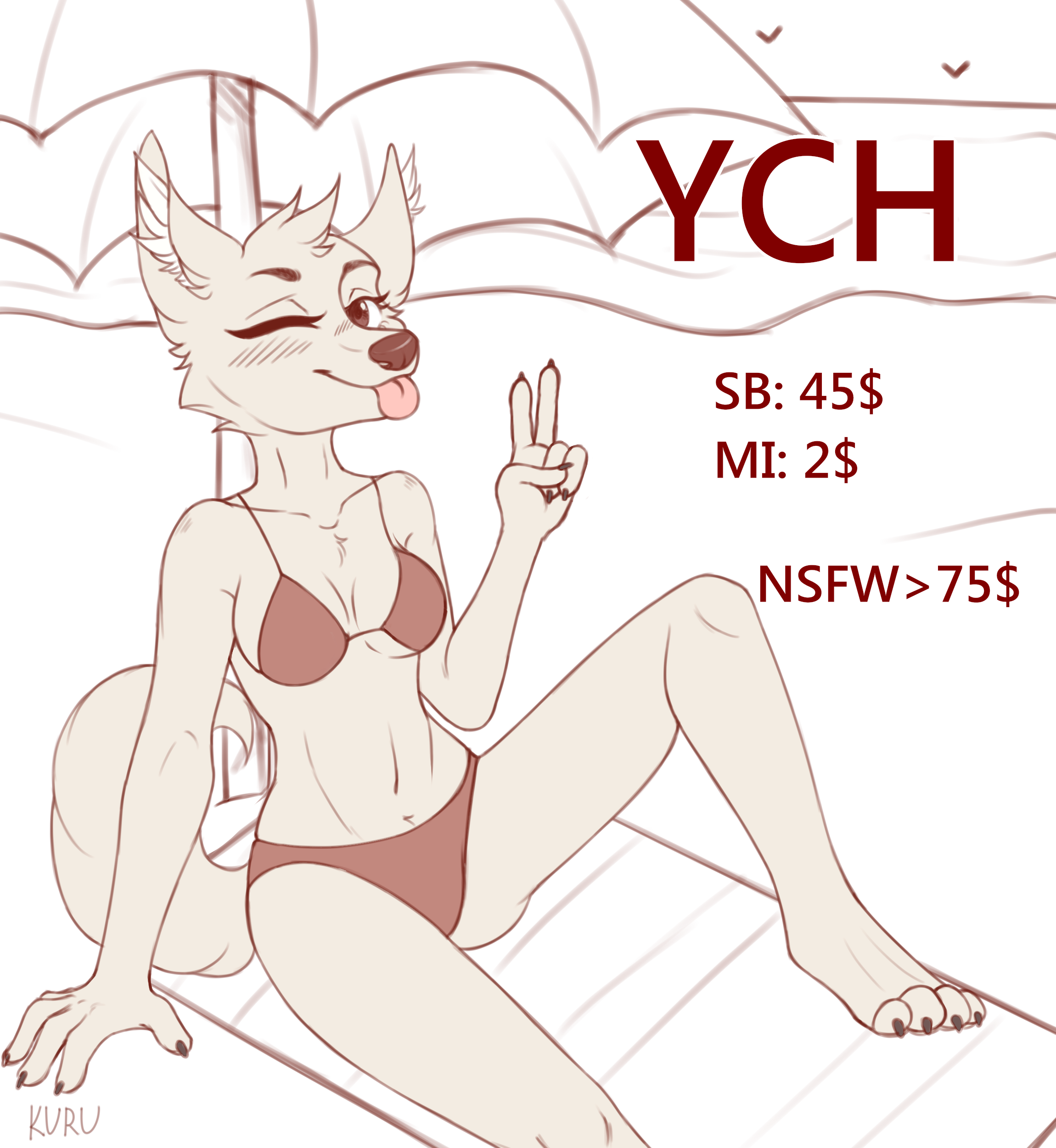 Chill~ (YCH OPEN)