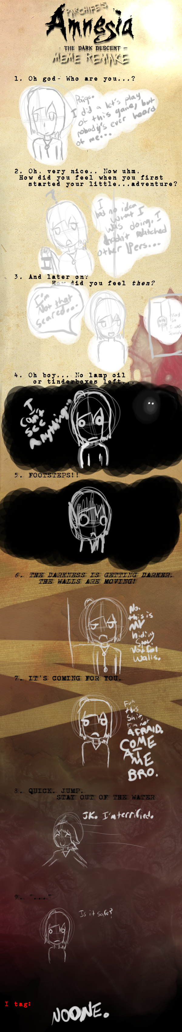 Amnesia the dark descent meme