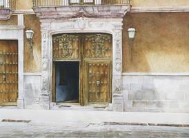 Casa de los Legarreta by ElNido