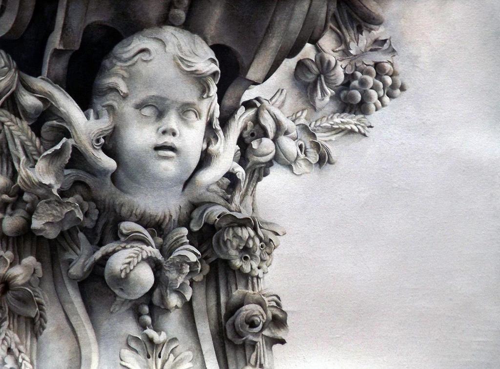Cherub I - St Paul's Chatedral, London, UK by ElNido
