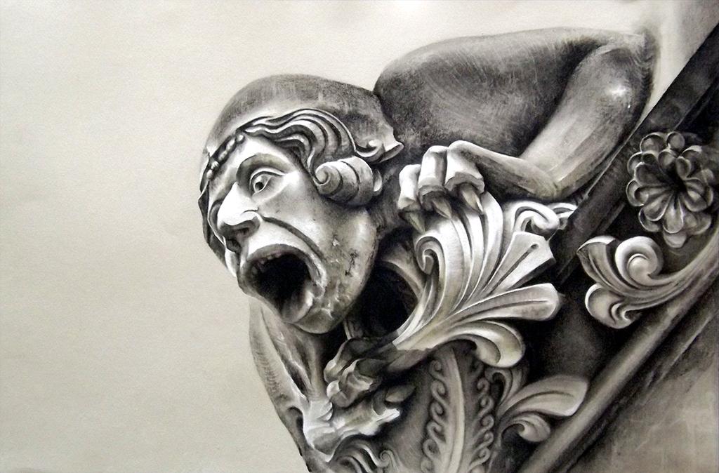 Gargoyle by ElNido