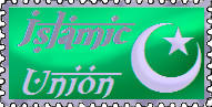 Islamic Union stamp v1
