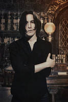 Young Severus Snape.Origins....