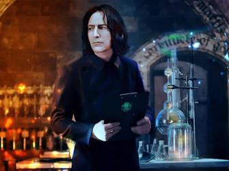 Severus by xantishax277
