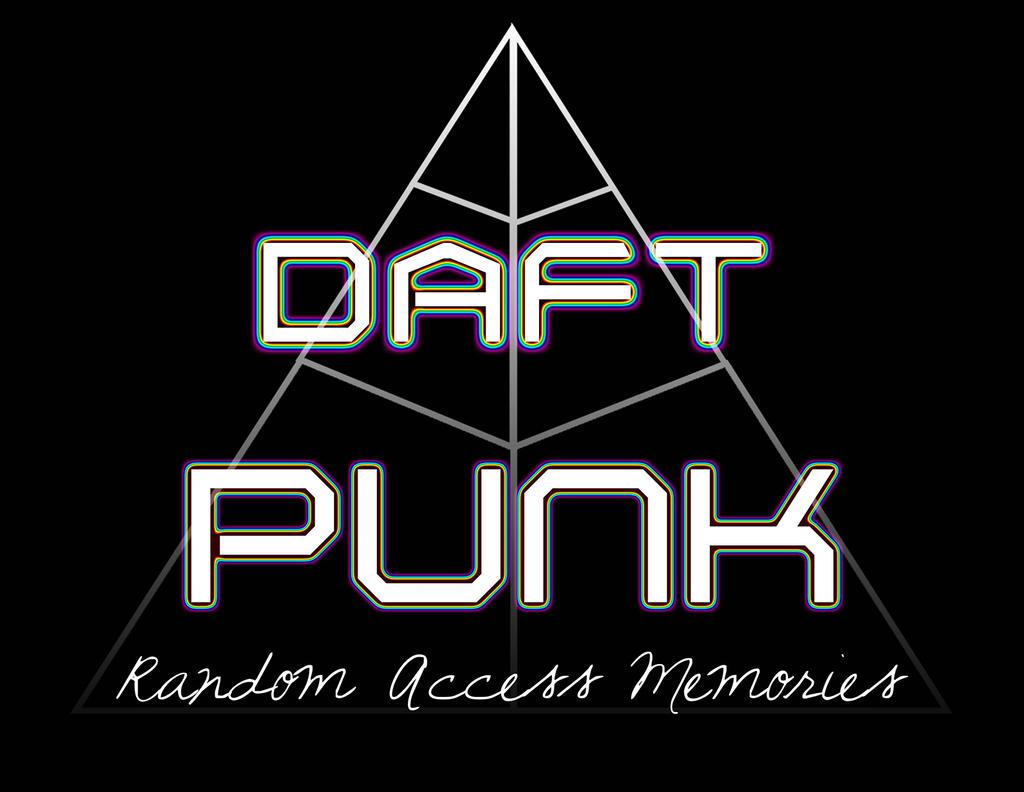 Daft Punk Logo 2 By Xdinoskittlex On Deviantart