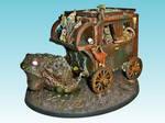Custom Plague Cart