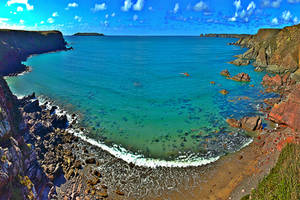 Pembrokeshire Coast 3 by Nergling
