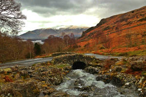 Ashness Bridge by Nergling