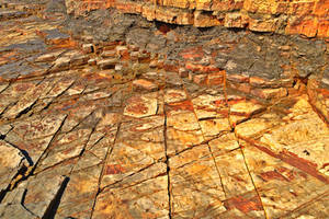 Rock Formation by Nergling