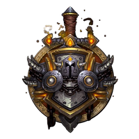 Warrior  Class Logo by ADDOriN