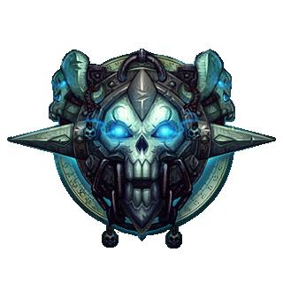 Death Knight Class Logo by ADDOriN