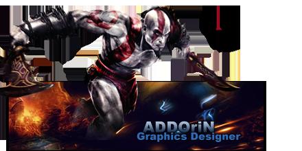 Kratos God of War Signature by ADDOriN